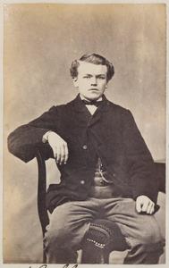Portret van een man uit familie Hollenga