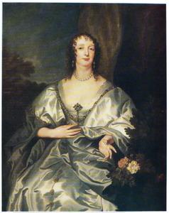 Portret van Charlotte, Lady Strange, Countess of Derby (?)