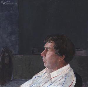 Portret van Grietinus Harms