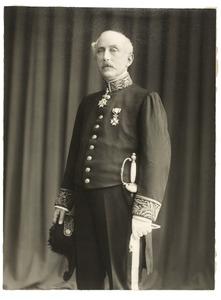 Portret van Francis David Schimmelpenninck (1854-1924)
