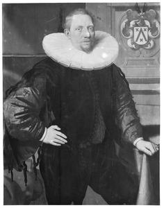 Portret van Jacob Bors ( -1640)