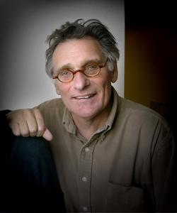 Portret van Gees Linnebank (1945-2006)