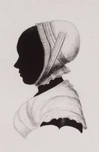 Portret van een vrouw, mogelijk Carolina Henriette van Naerssen (1776- ...)