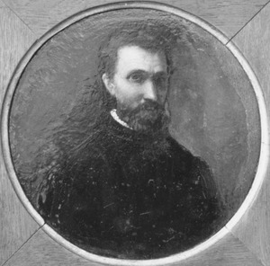 Portretmedaillon