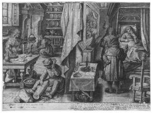 Het guajakhout, geneesmiddel bij syfilis