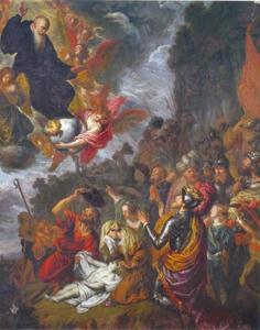 Het wonder van de heilige Benedictus