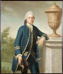 Portret van Dirck Gallis (1746-1820)