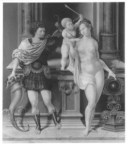 Venus, Mars en Cupido