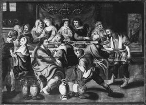 De bruiloft te Kana (Johannes 2:1-12)