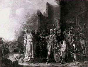 Het offer van Jerobeam