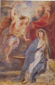 De Annunciatie (Lucas 1: 26-38)
