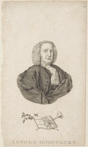 Portret van Arnold Hoogvliet (1687-1763)
