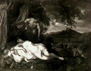 De slapende Venus