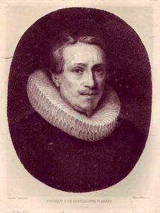 Portrait d'un gentilhomme Flamand