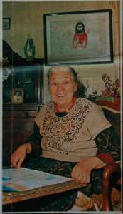 Portret van Maria Petronella Macco-Pool