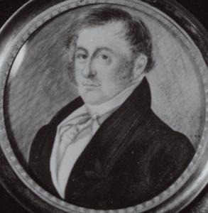 Portret van Jacob Pieter van Heerdt (1791-1854)