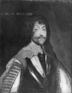Portret van Henry Rich, 1st Earl of Holland, General of the Horse (1590-1649)