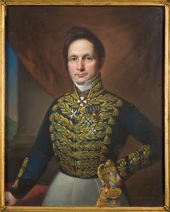 Portret van Albert Carel Snouckaert van Schauburg (1803-1878)