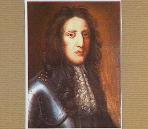 Portret van Willem III prins van Oranje, koning van Engeland (1650-1702)