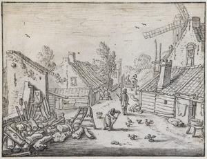 De Lauwerechtse Poort in de Bemuurde Weerd te Utrecht