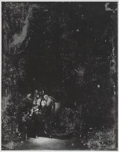 De besnijdenis van Jezus in de tempel (Lucas 2:21)