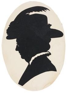 Portret van Jonkvrouw Johanna Catharina Lewe van Nijenstein (1861-1943)