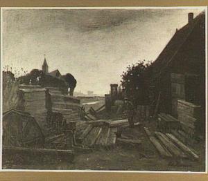 Houtwerf