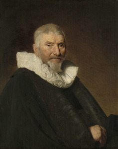Portret van Johan van Schoterbosch (....-1654)