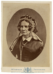 Portret van Elisabeth Maria Magdalena van der Hoop (1807-1879)