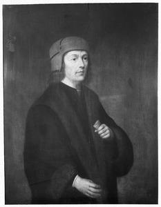 Portret van Adriaen Pietesz. Sandelin (ca. 1450-1515)
