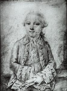 Portret van Anne Willem Carel van Nagell (1756-1851)