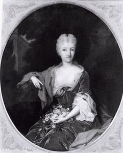 Portret van Maria Francoise Fagel (1678-1755)