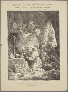 Flaubert's Verzoeking van den Heiligen Antonius, door Couperus