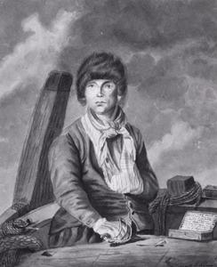Portret van Christiaan Cornelis (1772-....)