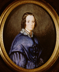 Portret van Petronella Adriana Leemans (1812-1889)