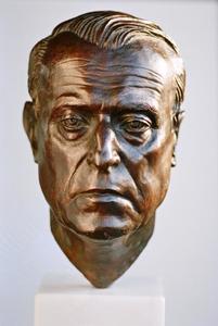 Portret van Willem Frederik Hermans (1921- )