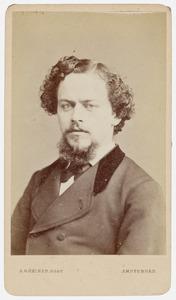 Portret van Pieter Wellenbergh (1848-1916)