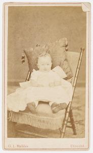 Portret van Peel van Mansvelt