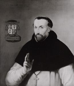 Portret van Godfried van Mierlo (1518-1587)