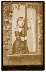 Portret van Johanna Maria Koch (1877-1931)