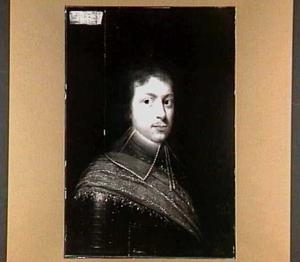 Portret van Henry, 4th Lord De la Warr