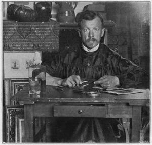 Portret van Johannes Graadt van Roggen