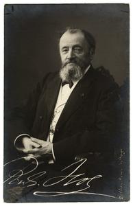 Portret van Richard Hol (1825-1904)