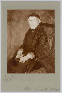 Portret van mevrouw Pimentel-Oppenheim