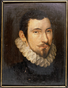 Portret van Abraham de Marez (?-1631)