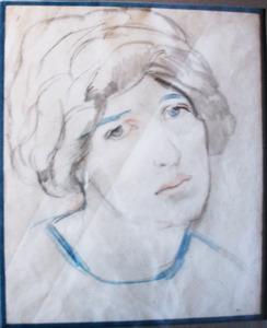 Portret van Greet