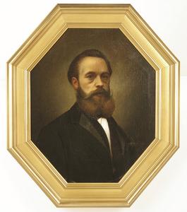 Portret van Jan Bernard Blijdenstein (1844-1877)