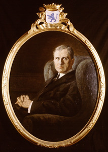 Portret van Gijsbert van Tienhoven (1875-1942)