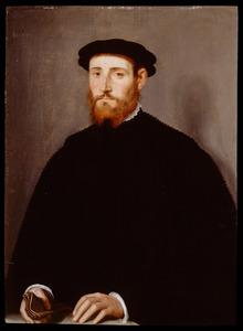 Portret van Jacobus Scharon (....-....)