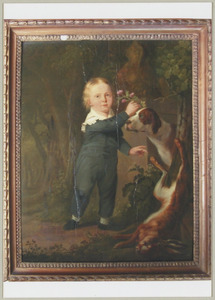 Portret van Cornelis Jacob van der Does (1798-1853)